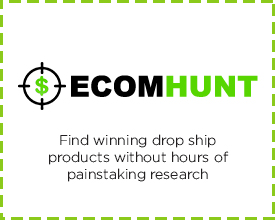 ecomhunt research tool