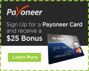 payoneer for ecommerce stores