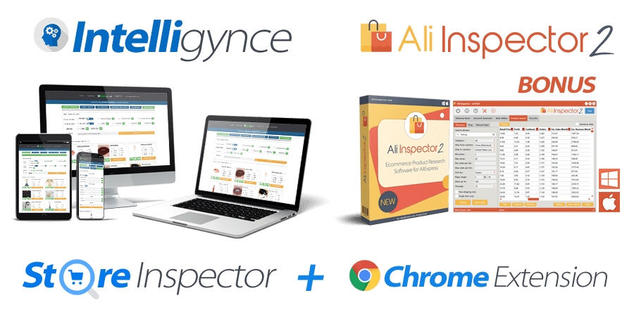 Intelligynce Chrome Extension