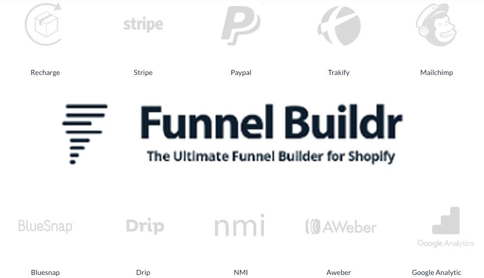 Nr. 1 Shopify funnel builder: app funnelbuildr review 1